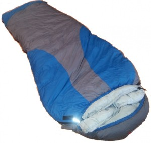 Sleeping bag 02