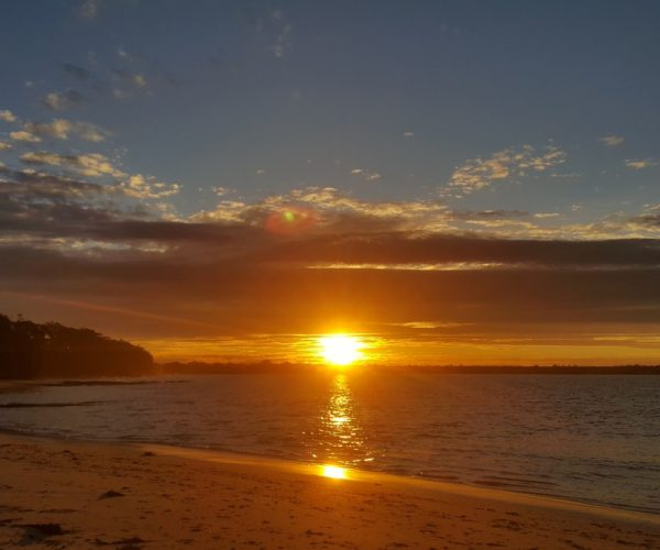 Sunset – Jervis Bay